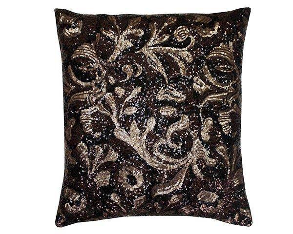 Lazzaro Cushion Black